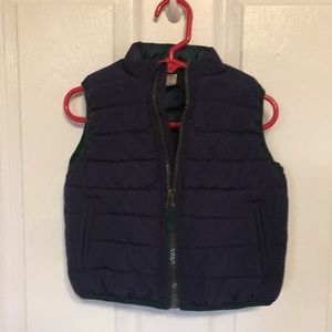 CARTERS BABY BUBBLE VEST